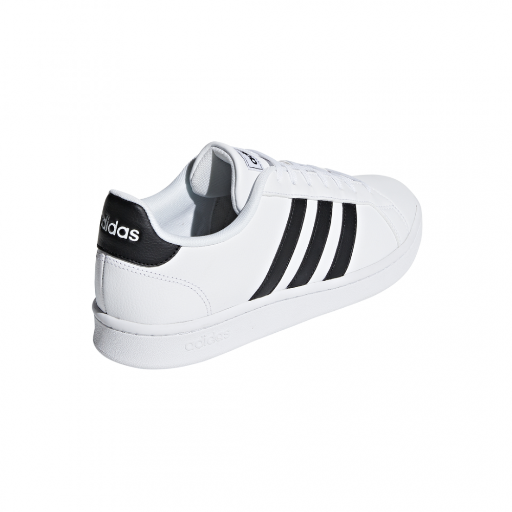 adidas grand court uomo nere