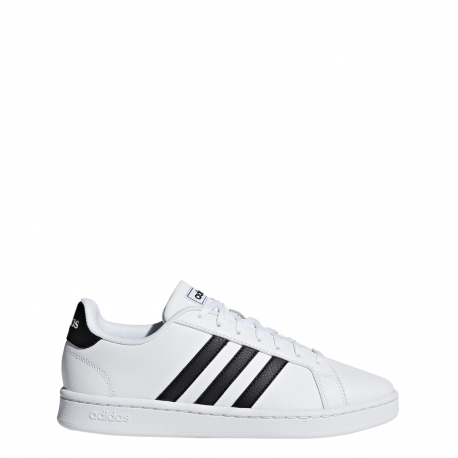 Adidas Grand Court Bianco Nero Donna
