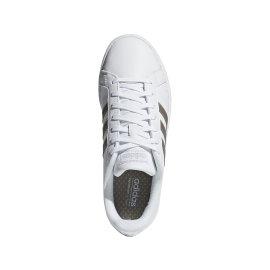 Adidas Grand Court Bianco Argento Donna