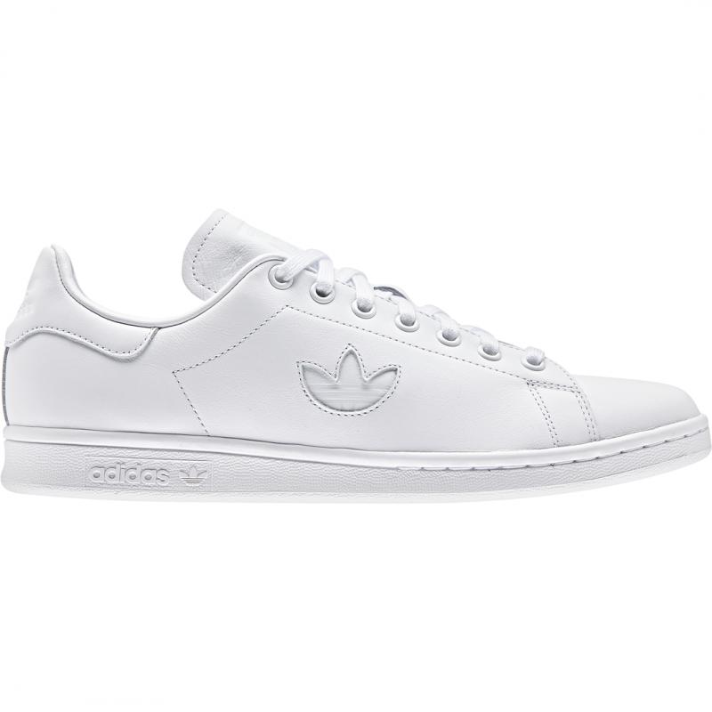 Adidas Stan Smith Lea Bianco Uomo