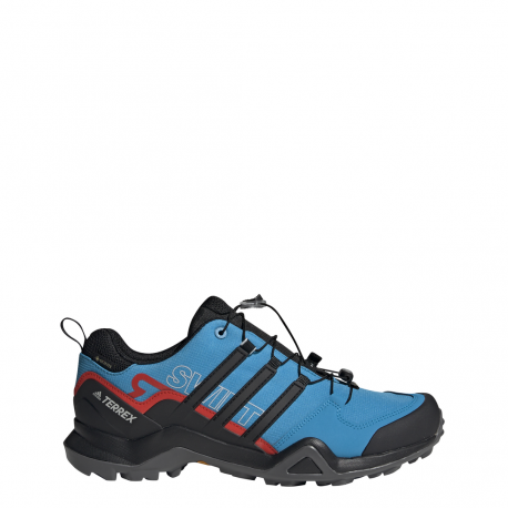 best service 0cbe4 e023e Adidas Terrex Swift R2 GORE TEX Ciano Uomo ...