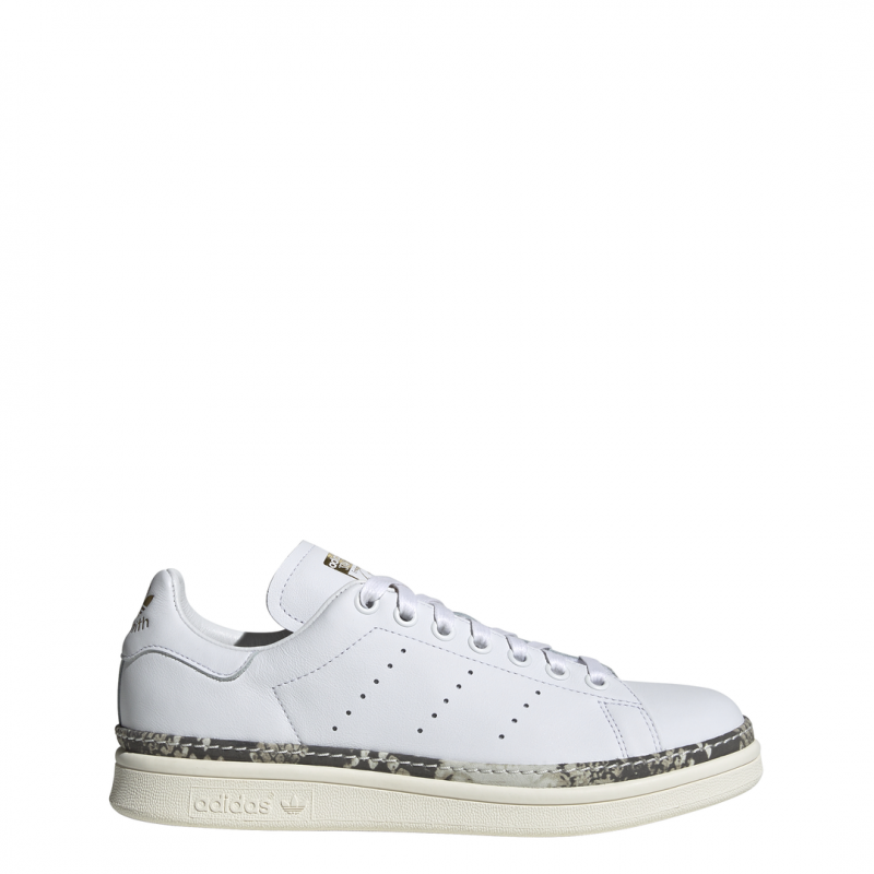 adidas stan smith bold bianche