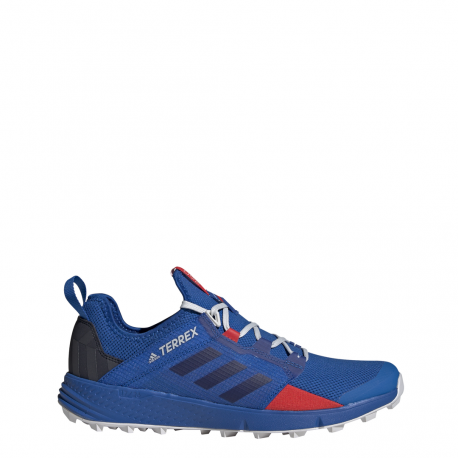 Adidas Terrex Agravic Speed Blu Uomo