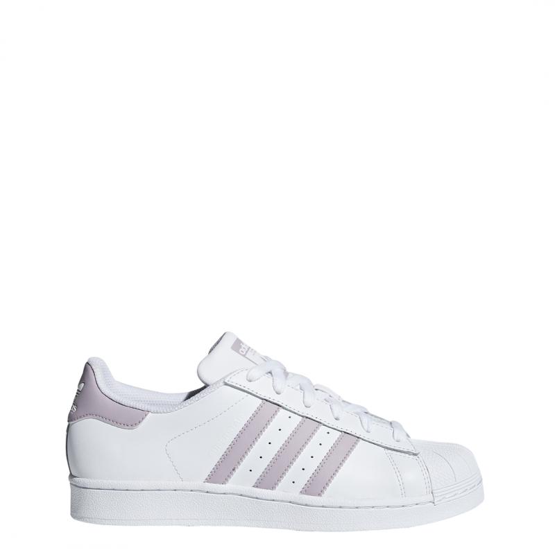 Adidas Superstar Bianco Nero Donna