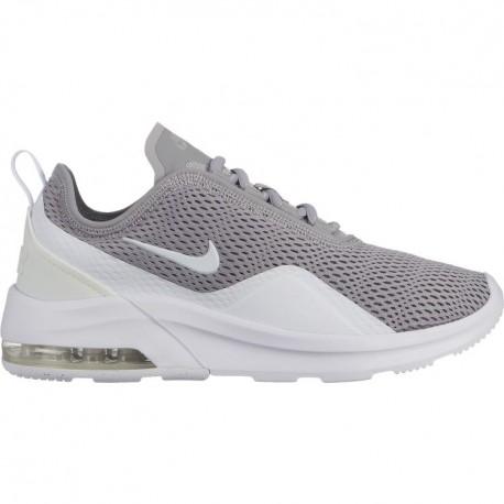 Nike Motion 2 Grigio Bianco Donna