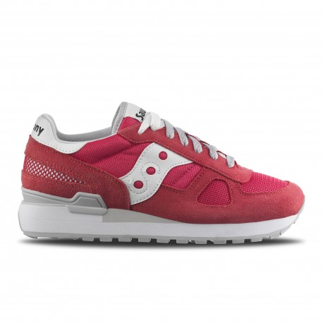 Saucony Shadow Original Rosa Bianco Donna