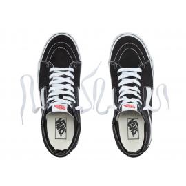 Vans Sneakers Ua Sk8-Hi Nero Bianco Uomo