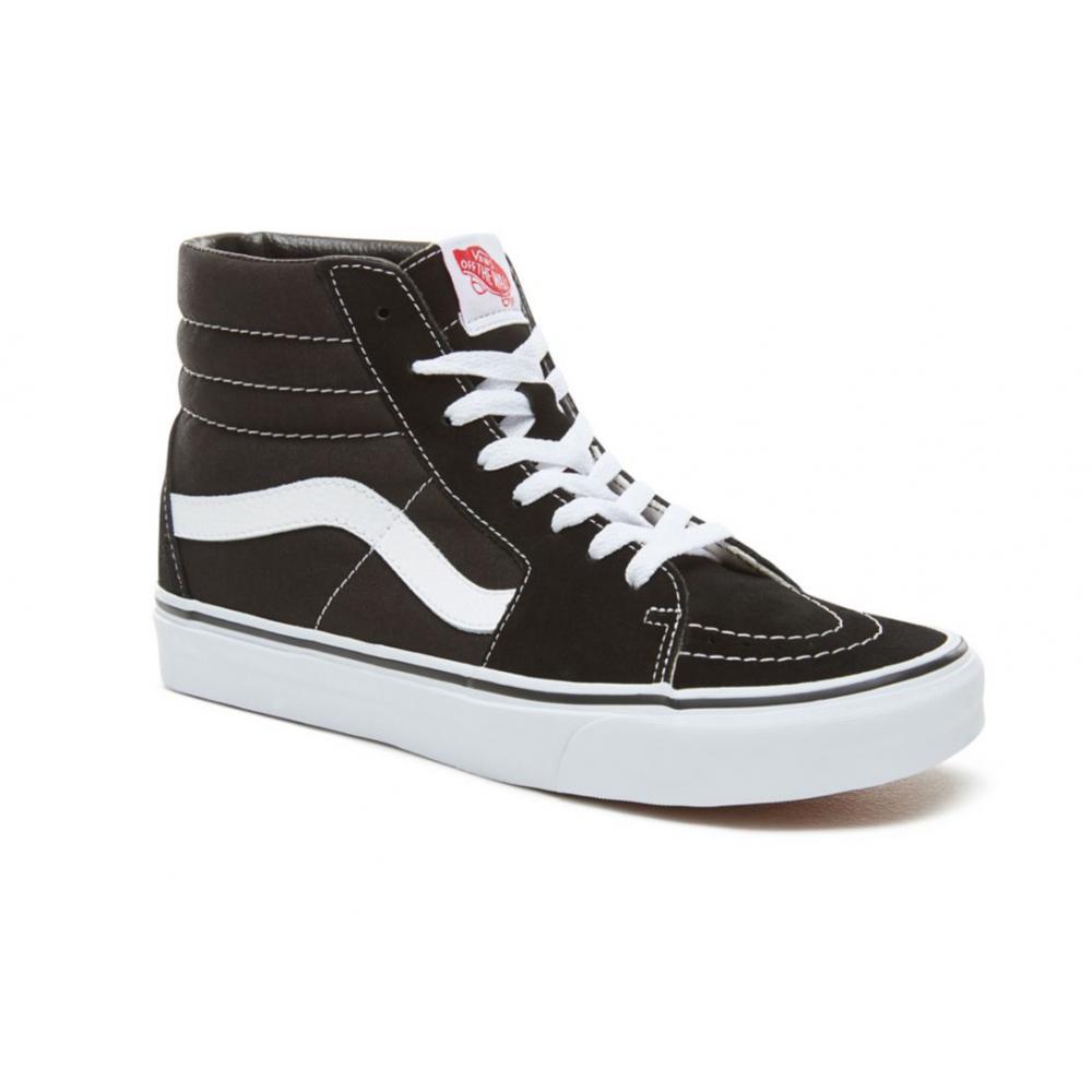 Vans Sneakers Ua Sk8 Hi Nero Bianco Uomo Acquista online