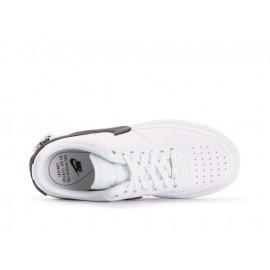 Nike Air Force 1 Jester Bianco Nero Donna