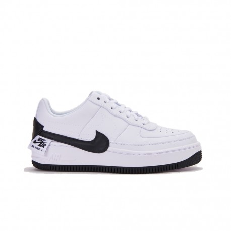 info for c09e9 22d6c Nike Air Force 1 Jester Bianco Nero Donna ...
