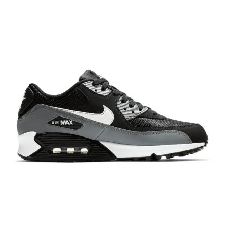 detailed look 59ff4 7a254 Nike Air Max 90 Essential Nero Bianco Uomo ...