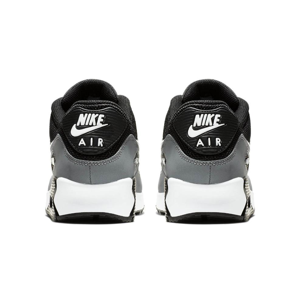 buy popular 2a7b4 4b27f ... Nike Air Max 90 Essential Nero Bianco Uomo ...