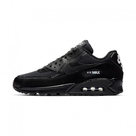 detailed look 85d57 8bc91 Nike Air Max 90 Essential Nero Bianco Uomo ...