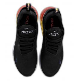Nike Air Max 270 SE Nero Bianco Uomo