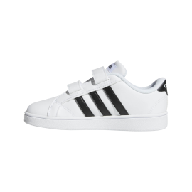 Adidas Baseline Infant Bianco Nero Bambino