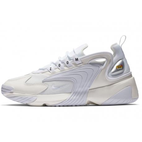 Nike Air Zoom 2K Grigio Bianco Uomo