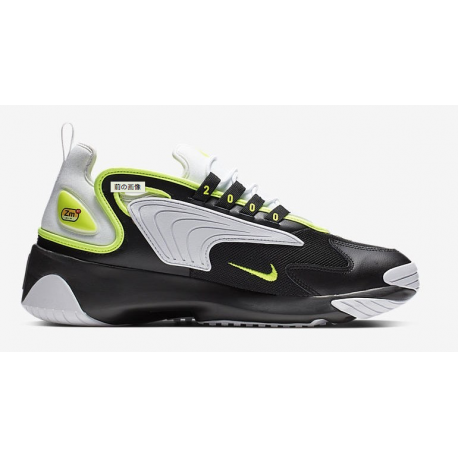 Nike Air Zoom 2K Nero Lime Uomo