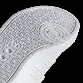 Adidas VS Advantage Clean Bianco Rosa Bambino