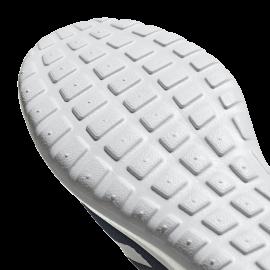 Adidas Lite Racer Clean K Blu Bianco Bambino