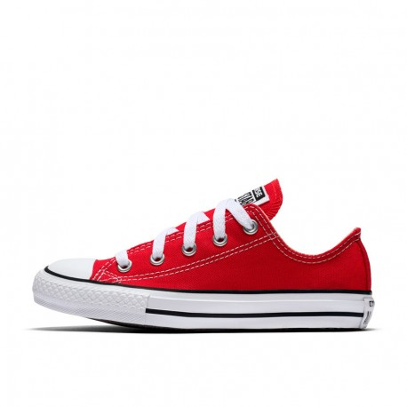 Converse Chuck Taylor All Star Canvas Ox Core Bianco Bambino