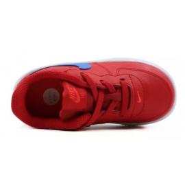 Nike Air Force 1 '18 Rosso Blu Bambino