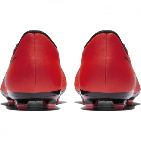 new concept e4799 d91b7 ... Nike Phantom Venom Academy FG Rosso Argento Bambino