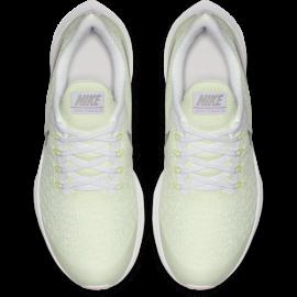 Nike Air Zoom Pegasus 35 GS Lime Argento Bambino