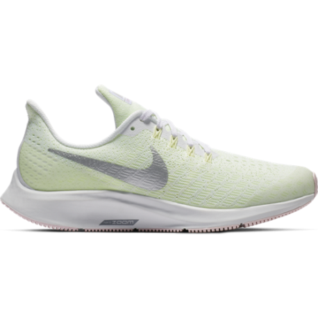 outlet store d76a7 28eca Nike Air Zoom Pegasus 35 GS Lime Argento Bambino ...