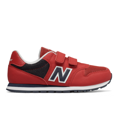 new balance 31 bambino rosse