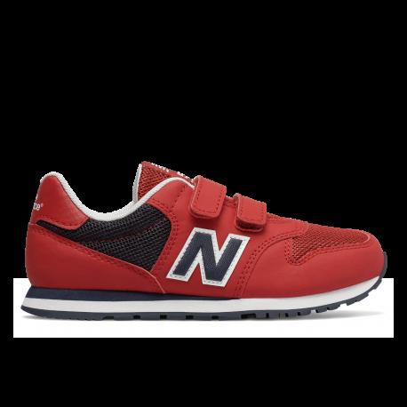 New Balance 500 Psv Bambino Rosso/Blu