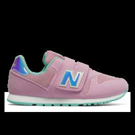 New Balance 373 Psv Bambino Rosa/Verde