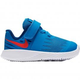 Nike Star Runner TDV Blu Rosso Bambino
