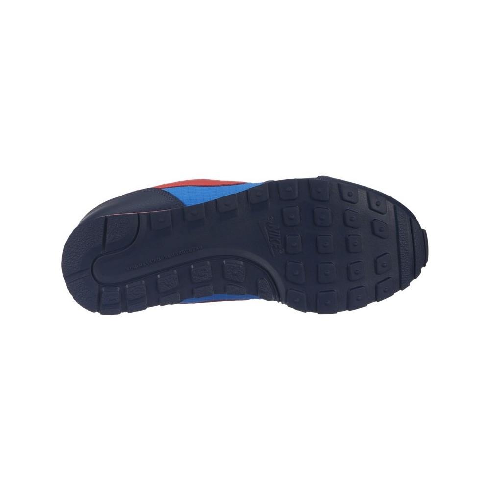 Blu Runner Md Gs 2 Bambino Rosso Nike LSVUMjGpqz