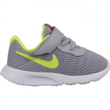 Nike Tanjun TDV Grigio Lime Bambino