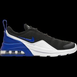 Nike Air Max Motion 2 PS Nero Blu Bambino