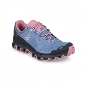 On Cloudventure Waterproof Metal/Dustr Donna