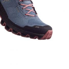 On Cloudventure Waterproof Metal/Dustr Donna