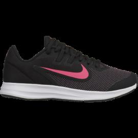 Nike Downshifter 9 GS Nero Rosa Bambino