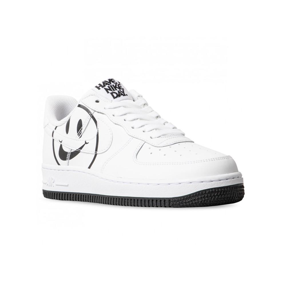 separation shoes 3f0d5 5117b Nike Air Force 1 LV8 GS Bianco Nero Bambino ...