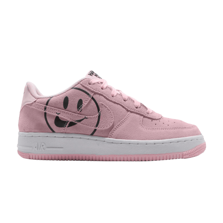 Nike Air Force 1 LV8 GS Rosa Nero Bambino