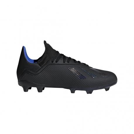 Adidas X 18.3 FG Nero Bambino