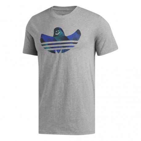 Adidas Originals T Shirt Shmoo Fill Nero Uomo