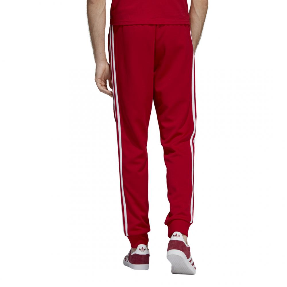 e20231e629 ADIDAS originals pantalone sst rosso uomo - Acquista online su Sportland
