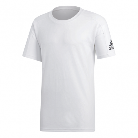 Adidas T Shirt ID Stadium Bianco Uomo