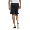 ADIDAS originals short 3 stripes nero uomo