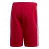ADIDAS originals short 3 stripes rosso uomo