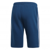 ADIDAS originals short 3 stripes azzurro uomo