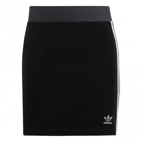 ADIDAS originals gonna 3 stripes nera donna
