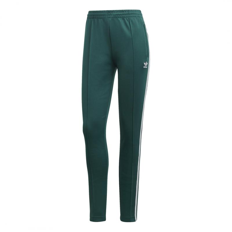 ADIDAS originals pantalone tuta sst verde donna
