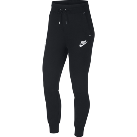 Nike Sportwear Pantalone Tech Fleece Nero Donna